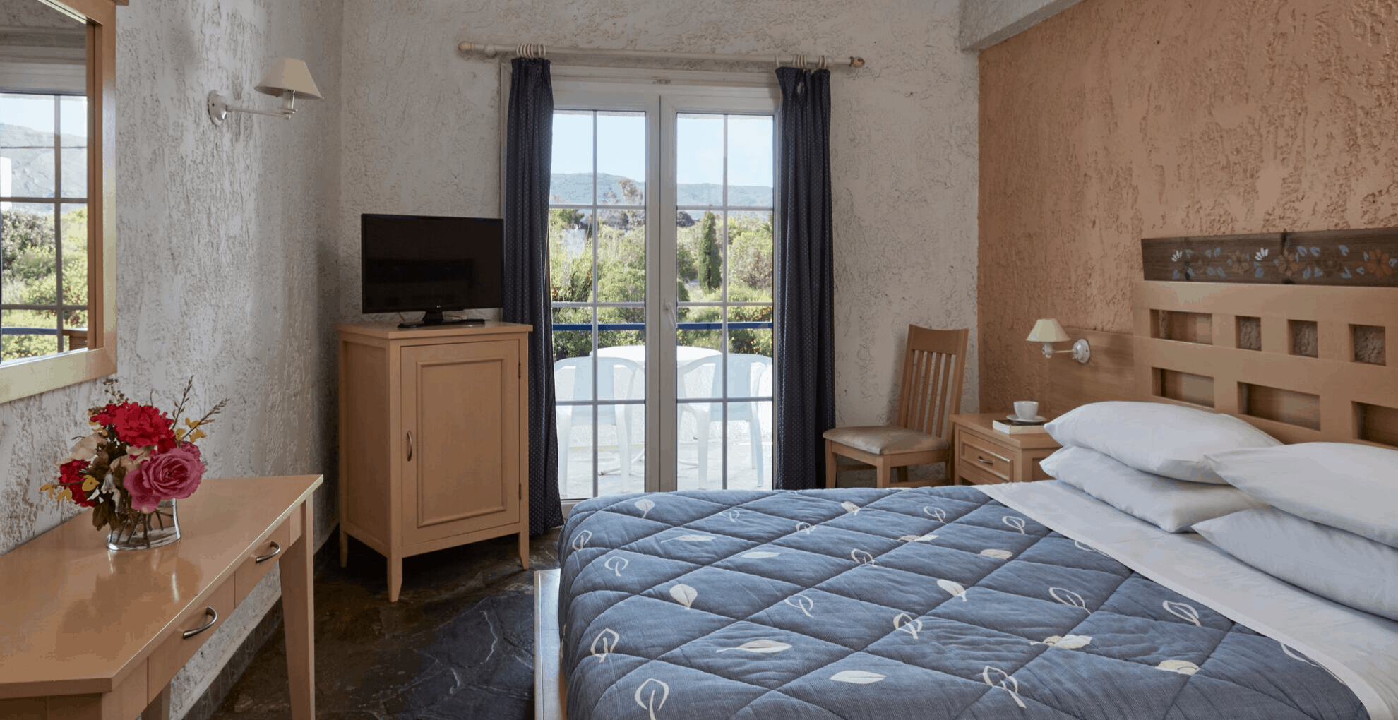 DOUBLE ROOM MOUNTAIN VIEW