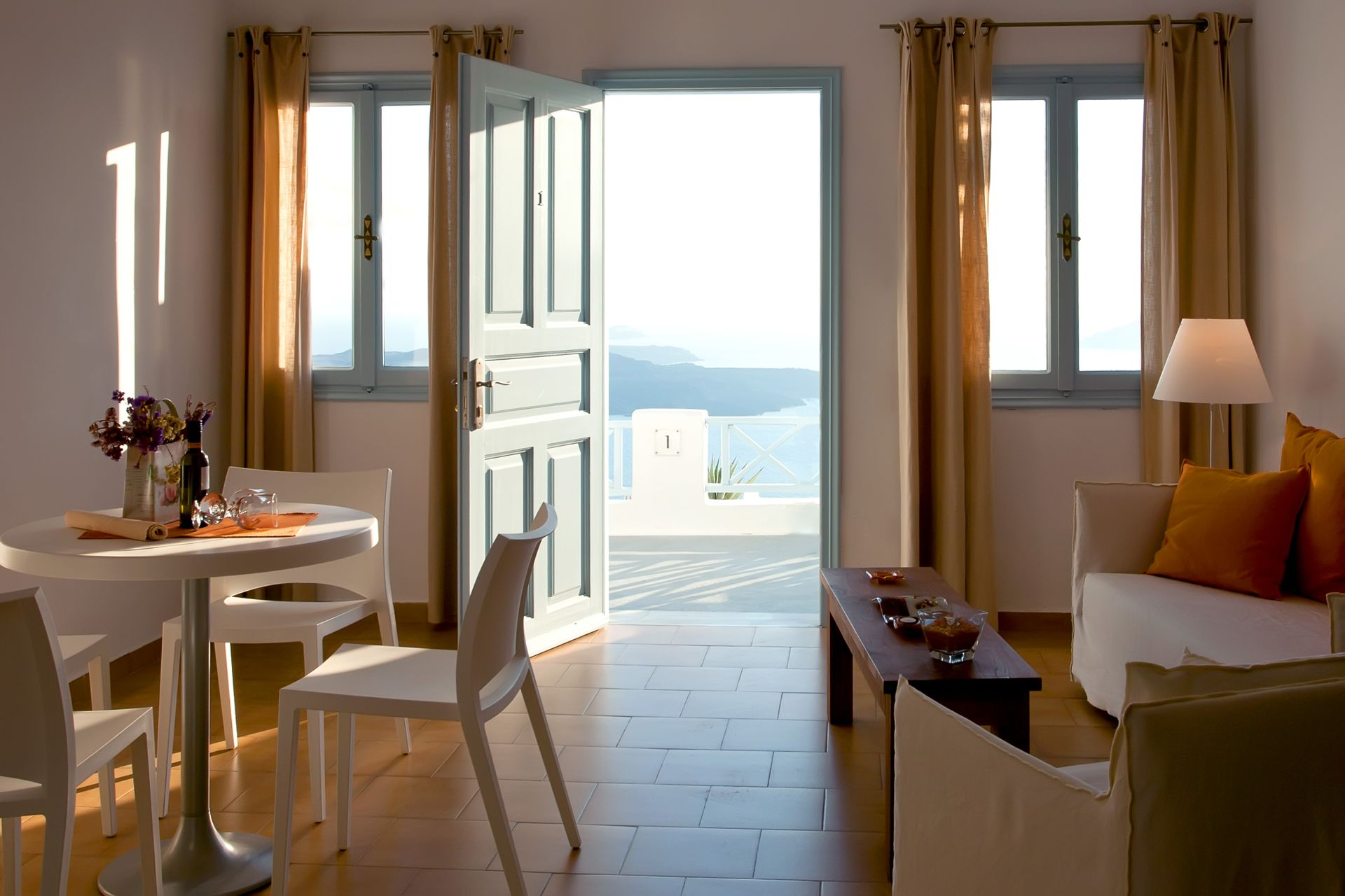Family Suite With Caldera View