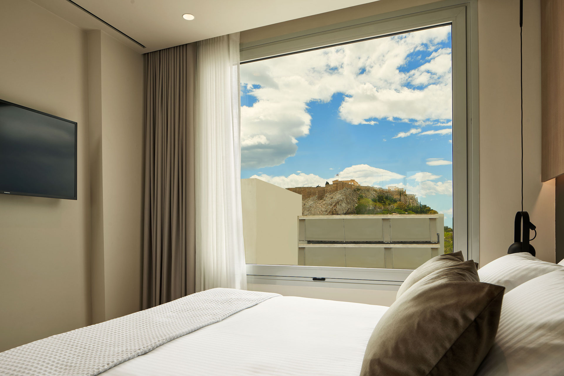 Premium Double Room Acropolis View