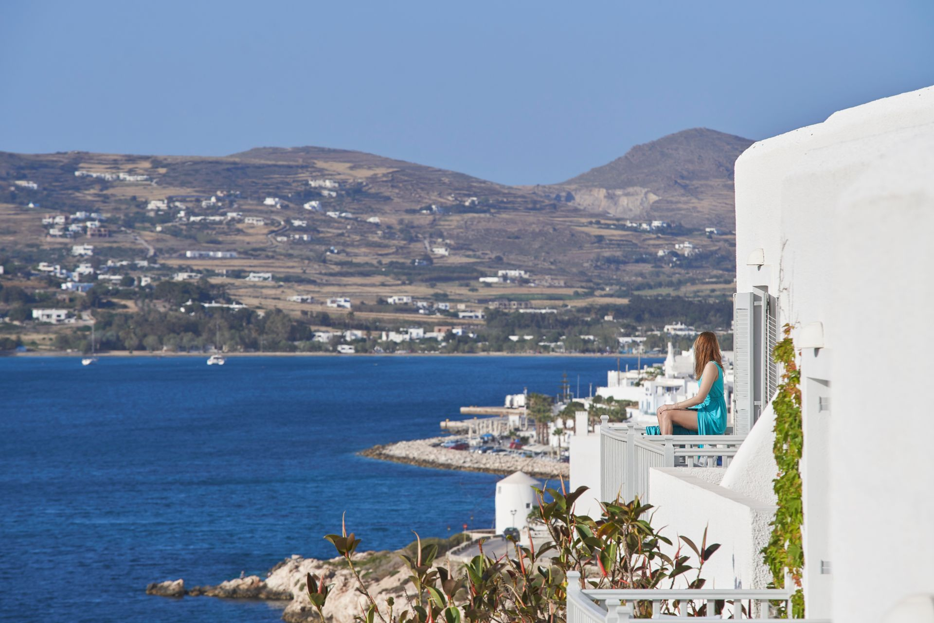 HIGH MILL PAROS – ADULTS ONLY