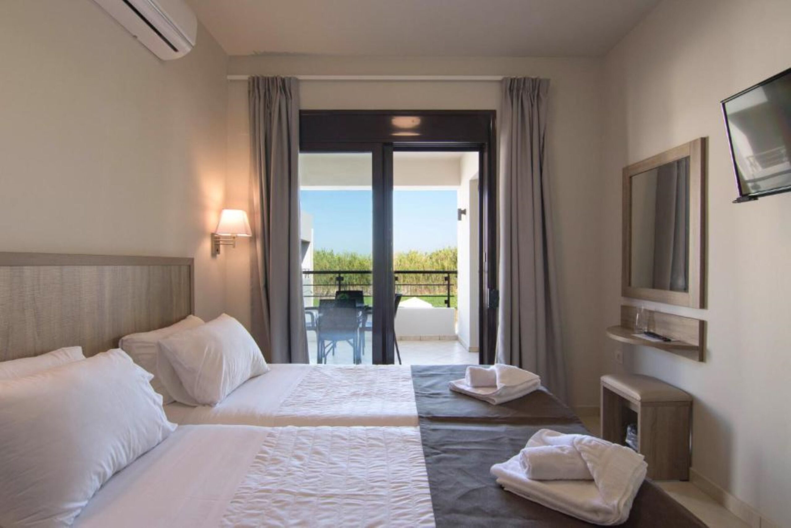 Double Room Inland View