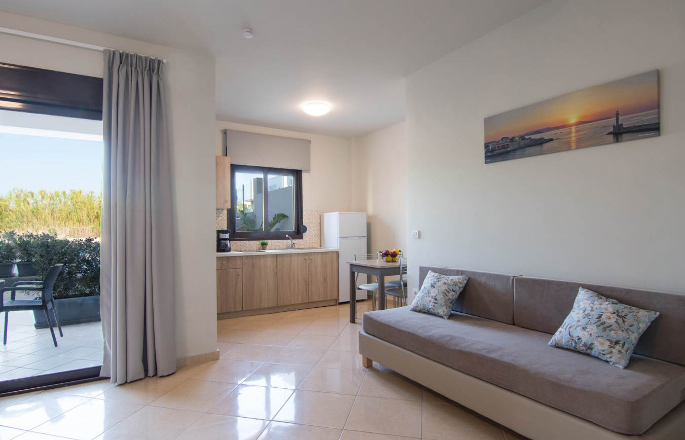 Two-Bedroom Maisonette Inland View
