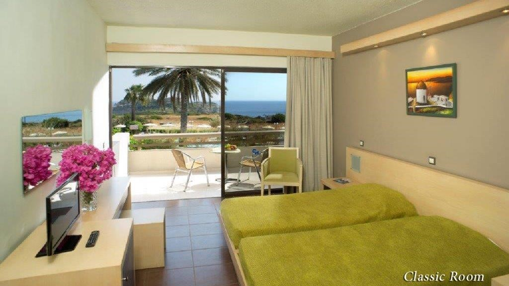Classic Double Room Sea View